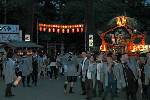 祇園祭(神輿渡御)