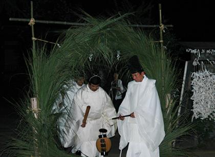 大宝八幡宮の祭と四季(4〜6月)